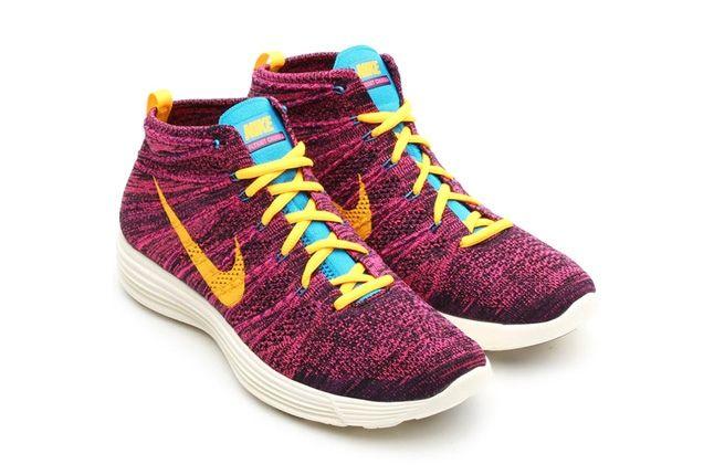 Nike Lunar Chukka Flyknit Fall13 6
