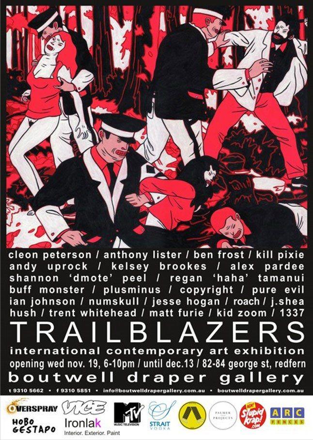 Trailblazers Art Show 1