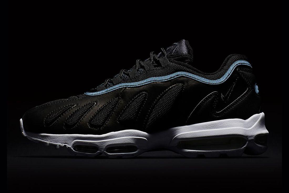 Nike Air Max 96 Xx Black White