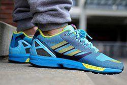 Adidas Originals Zx Flux Aqua Thumb