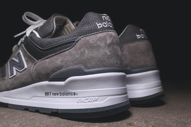 New Balance 997 Og Grey Bumper 3