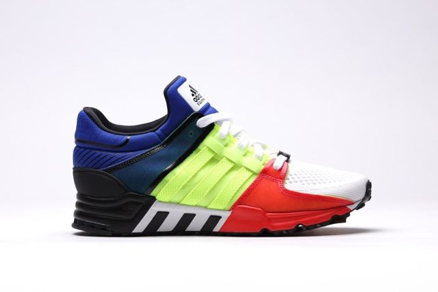 Adidas Eqt Support 93 Colour Blocking 5