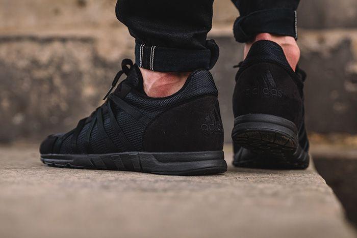 Adidas Eqt 93 Triple Black 4