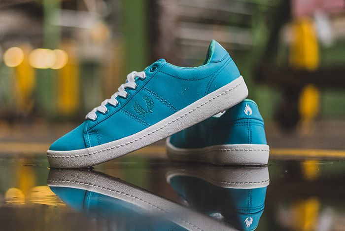 Hanon X Fred Perry 7