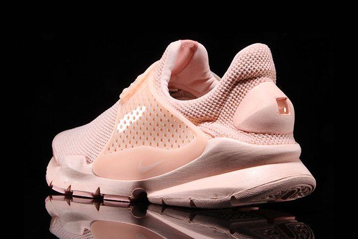 Nike Sock Dart Breath Arctic Orange 3