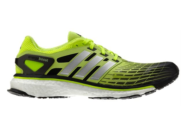 Adidas Energy Boost Summer Collection Blk Slvr Profile 1