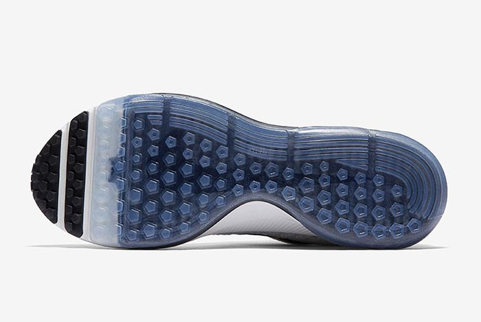 Nike Zoom All Out Flyknit Light Grey 1