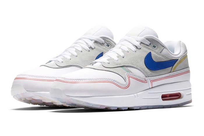 Nike Air Max 1 Pompidou Centre Pack 1