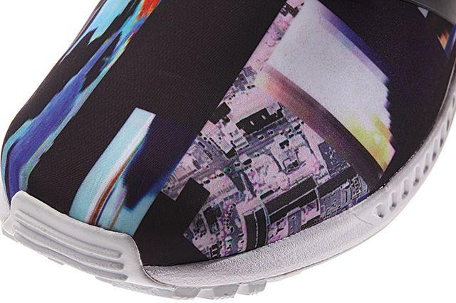 Adidas Originals Zx Flux Photo Print Pack 6