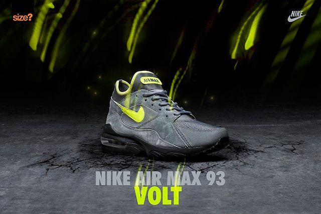 Nike Air Max 93 Volt 1