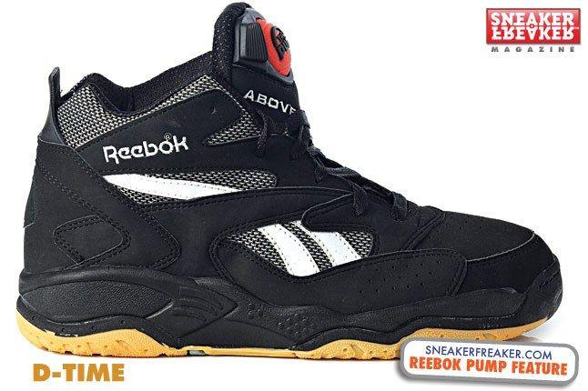 Reebok Pump Dtime 1