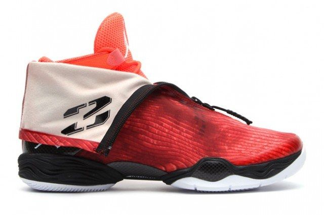 Air Jordan Xx8 Red Camo Profile 1 640X426