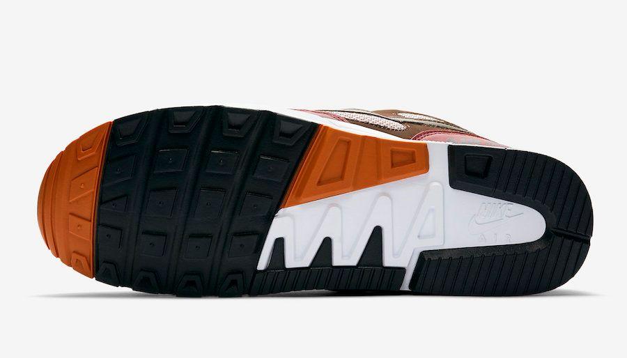 Patta X Nike Air Span Ii 6