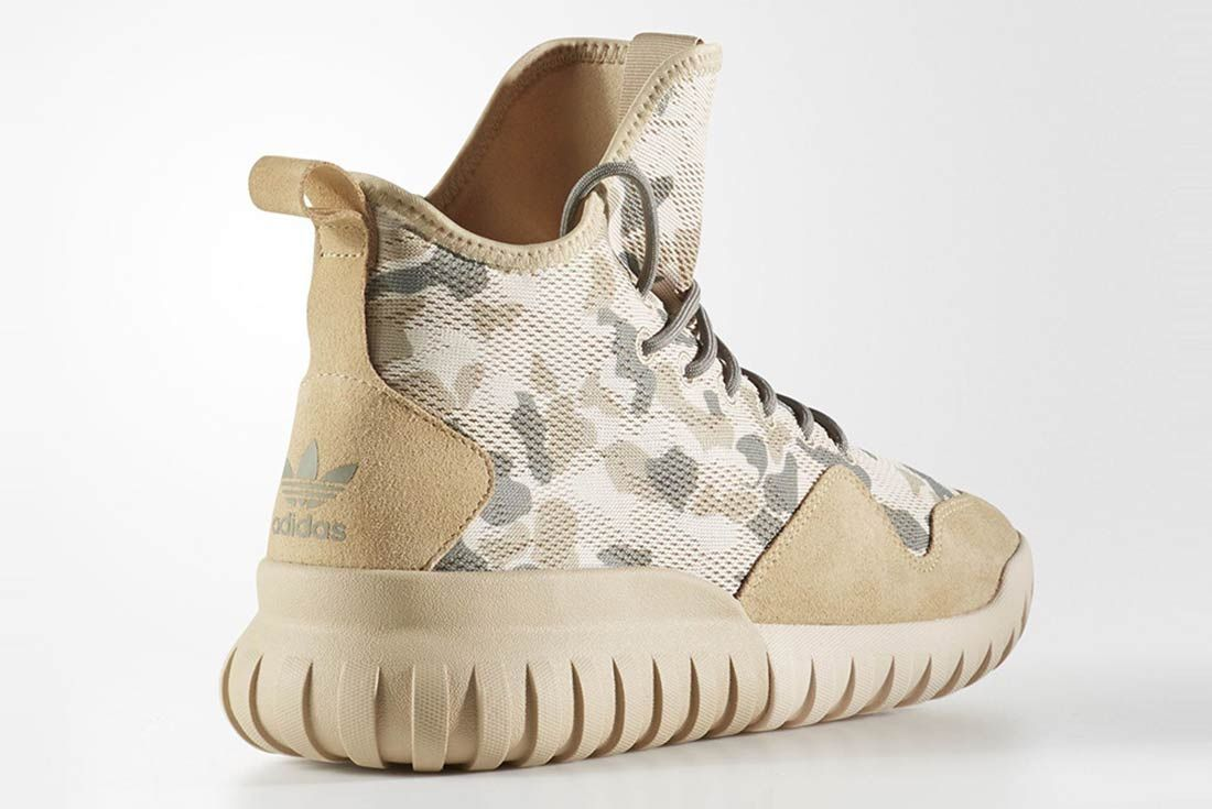 Adidas Tubular X Uncaged Camo Pack 3