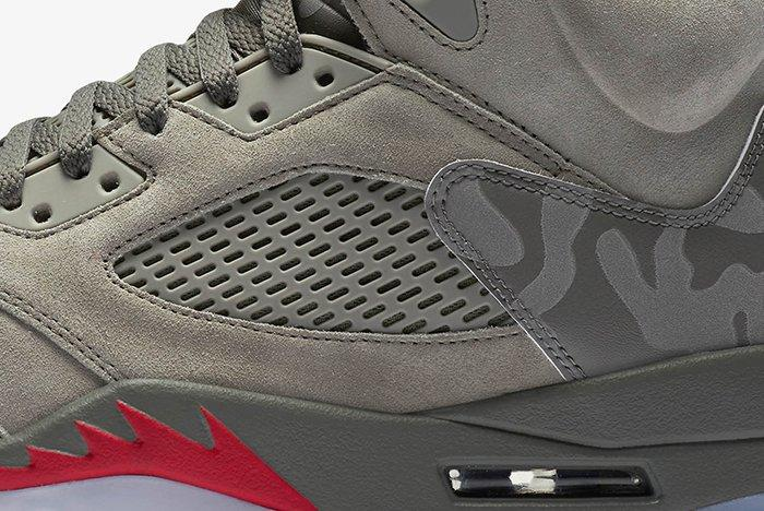 Air Jordan 5 Dark Stucco 6