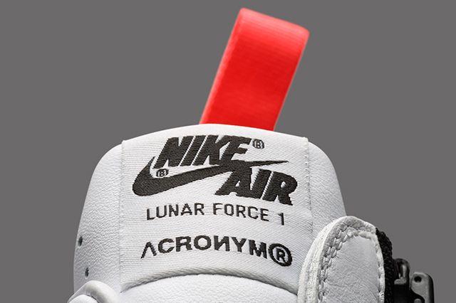 Acronym X Nike Lunar Force 1 Zip8