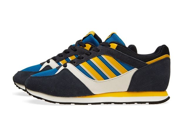 Adidas Zx 100 Blue Bird Sunshine 1