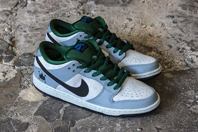 Nike Dunk Low Prem Sb Gorge Green 2
