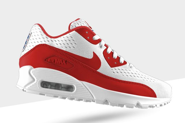 Nike Id – Air Max 90 Em National Pack 8