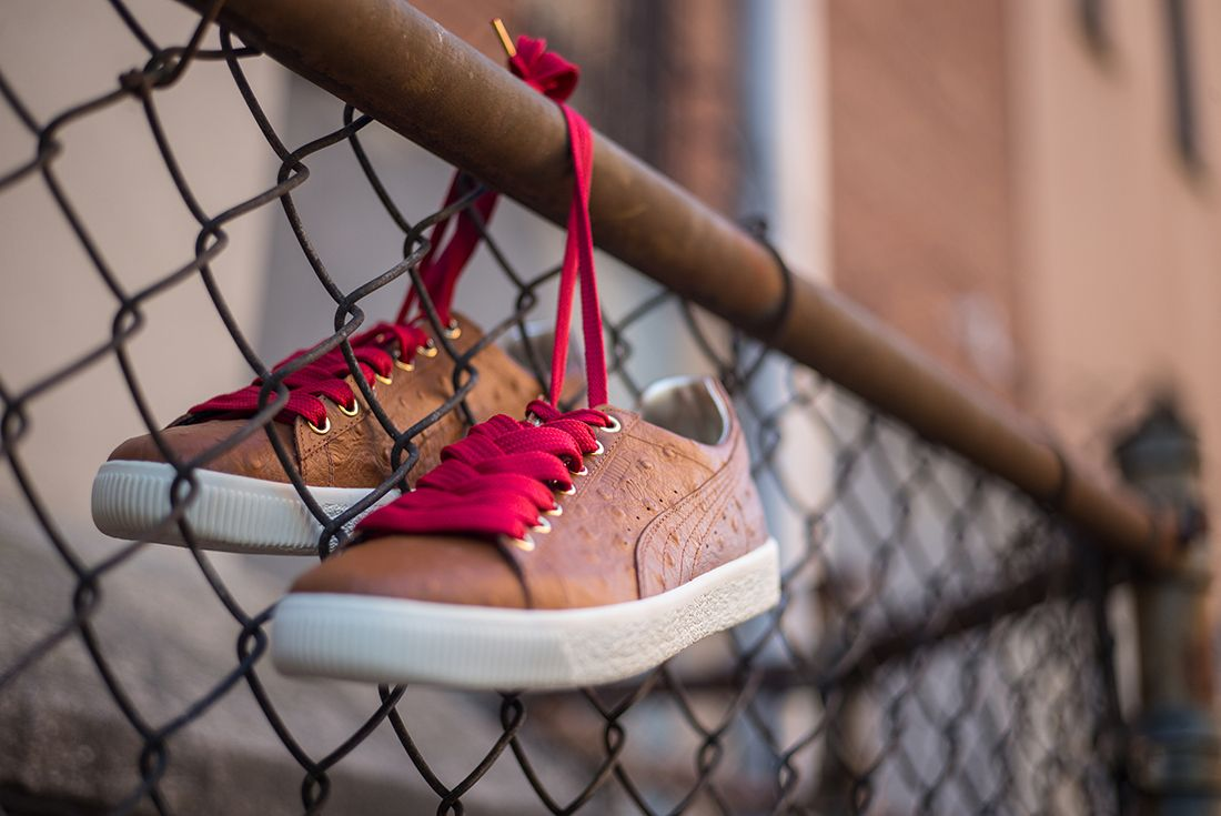 Sole Dxb X Puma Clyde Swag4