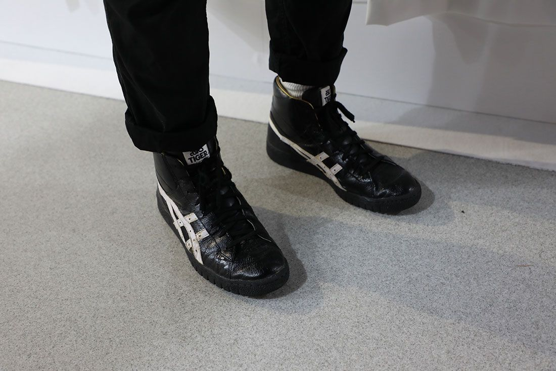Atmos Con Tokyo 2019 Koji Sneaker Freaker On Foot Shot20