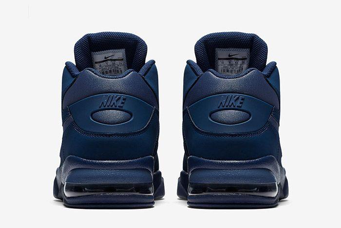Nike Air Force Max Navy 2 Sneaker Freaker