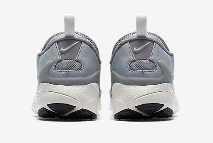 Nike Air Footscape Nm Wolf Grey Black Summit White 4