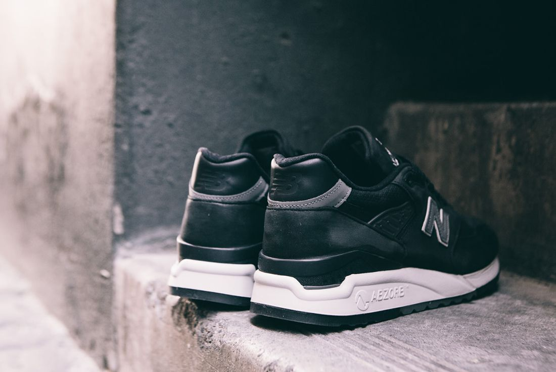 New Balance M998 Dpho Made In Usa Black 2