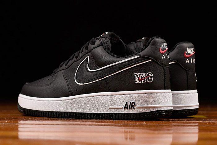 Nike Air Force 1 Low Nyc Black 3