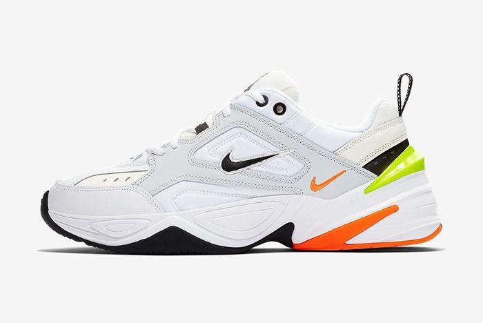 Nike M2K Tekno Pueblo Brown Pure Platinum 2