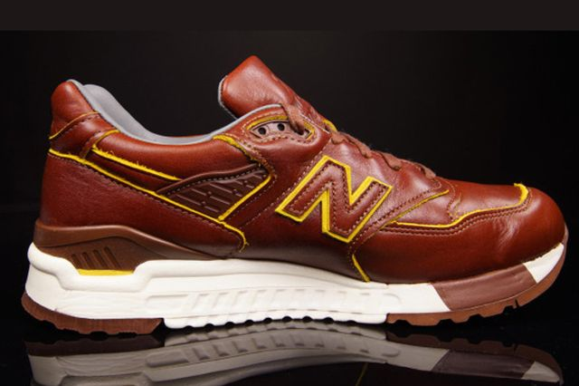 New Balance 998 Horween Leather 7