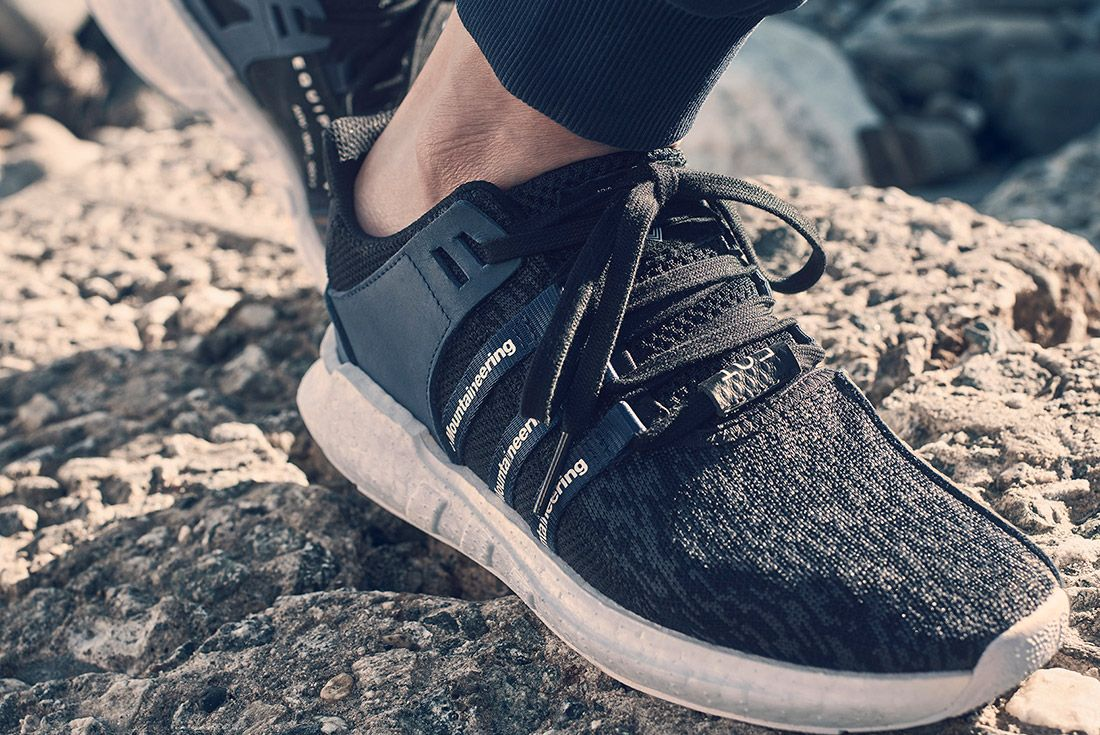 White Mountaineering Adidas On Foot 6