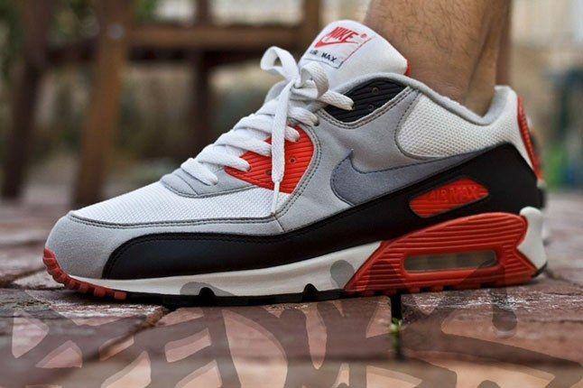 Nike Air Max 90 Infrared 3