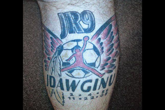 Sneaker Tattoo 11 1