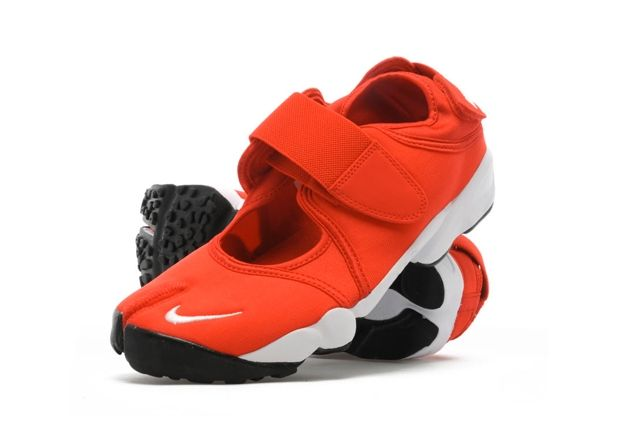 Nike Air Rift Red Jd Sports Exclusives 1