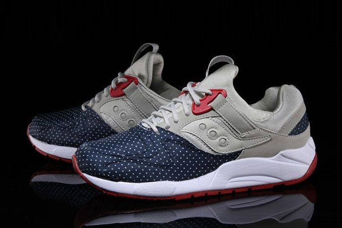 Saucony Grid 9000 Microdot 3