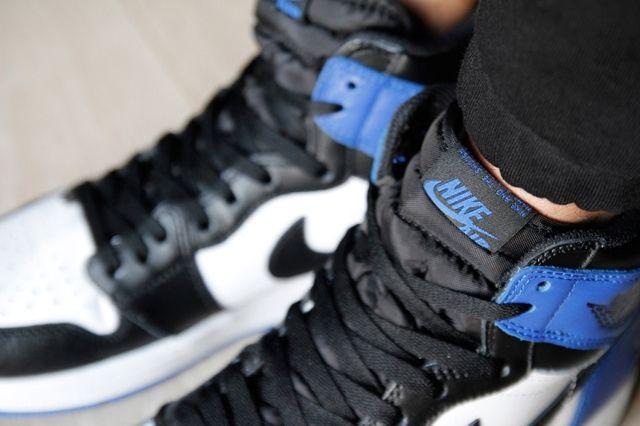 Fragment Air Jordan 1 Bumperoo 4