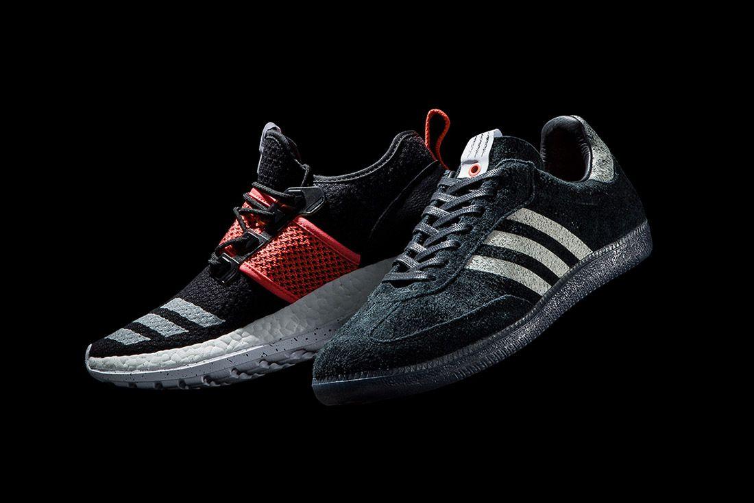 Adidas Consortium Livestock Pack Black 1