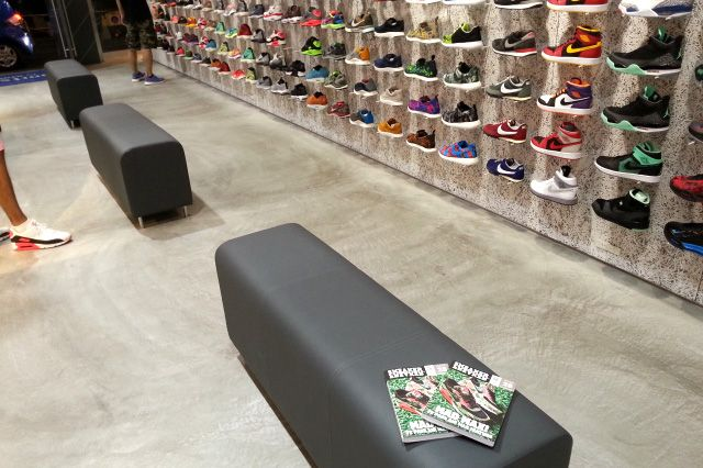 Sneaker Freaker Sports Lab By Atmos 2