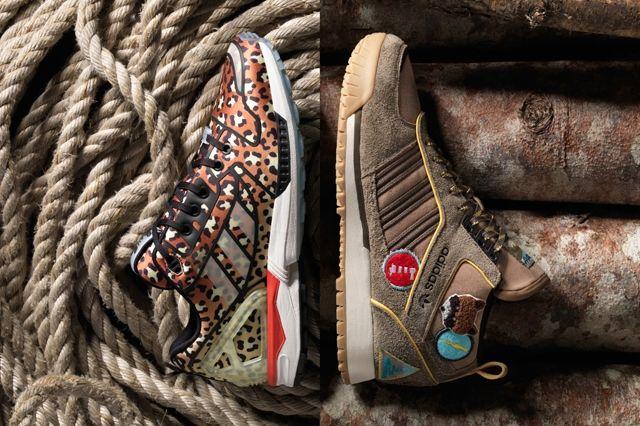 Adidas Vanguard Collection 9
