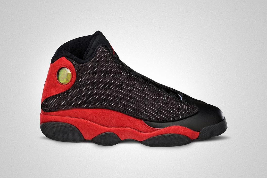 Air Jordan 13 Bred 2017 Retro