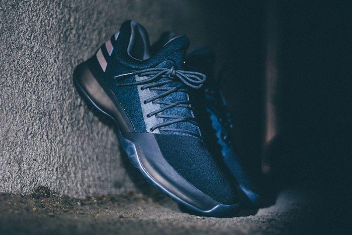 Adidas Hardel Vol 1 Dark Ops Black Xeno 6