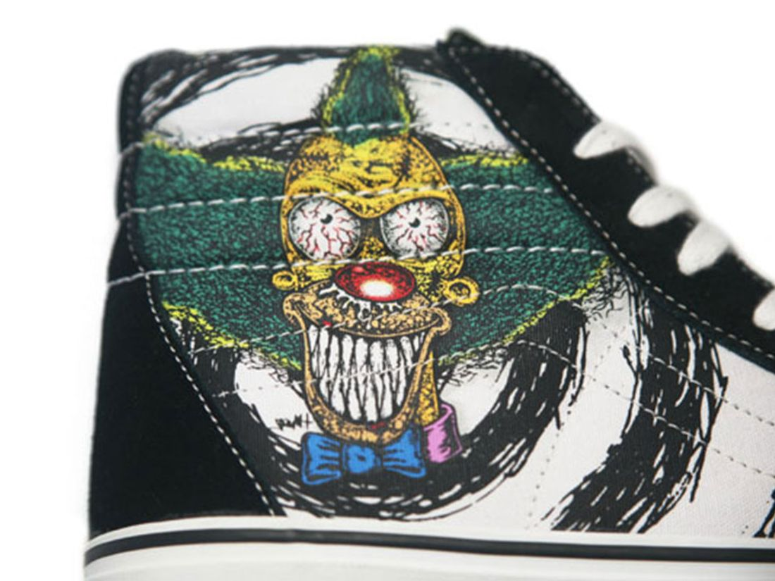 Coming Up The Simpsons X Vans Colab Sneaker Freaker