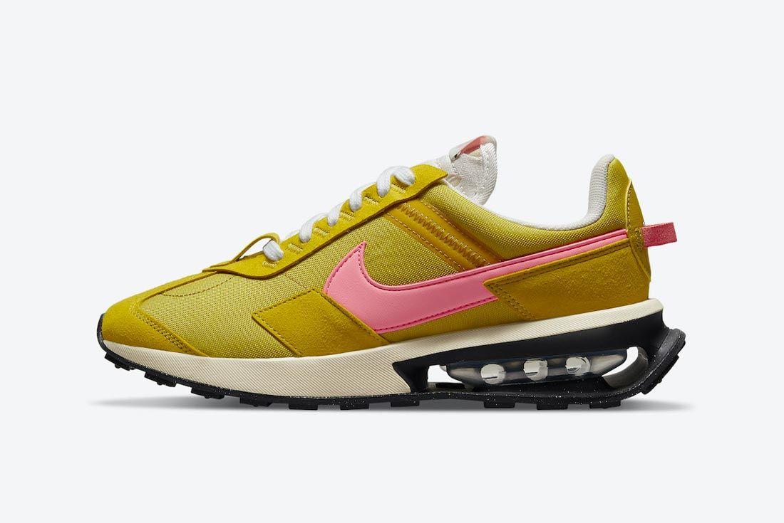 Nike Air Max Pre-Day Yellow/Pink