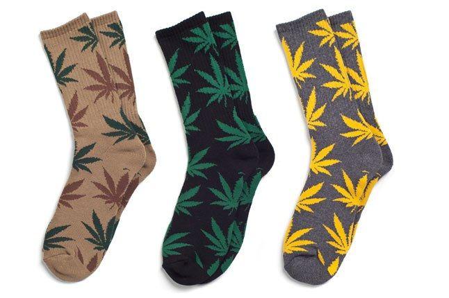 Huf Plantlife Socks 1