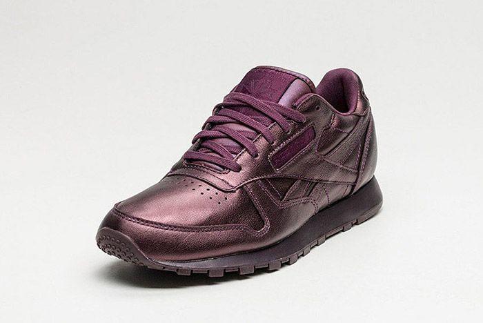 Face Stockholm Reebok Classic Leather Ambition Wonder Purple 2