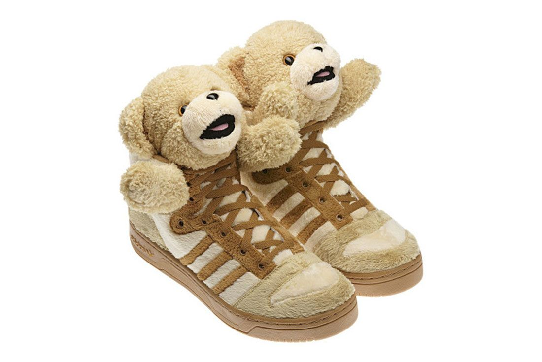 Sneaker Freaker Best Of 2010 2019 Adidas Jeremy Scott Bears Lateral