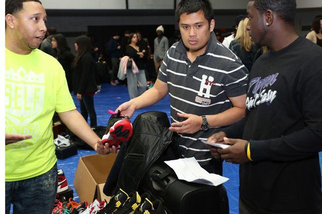 Sneaker Con Atlanta Trade 1
