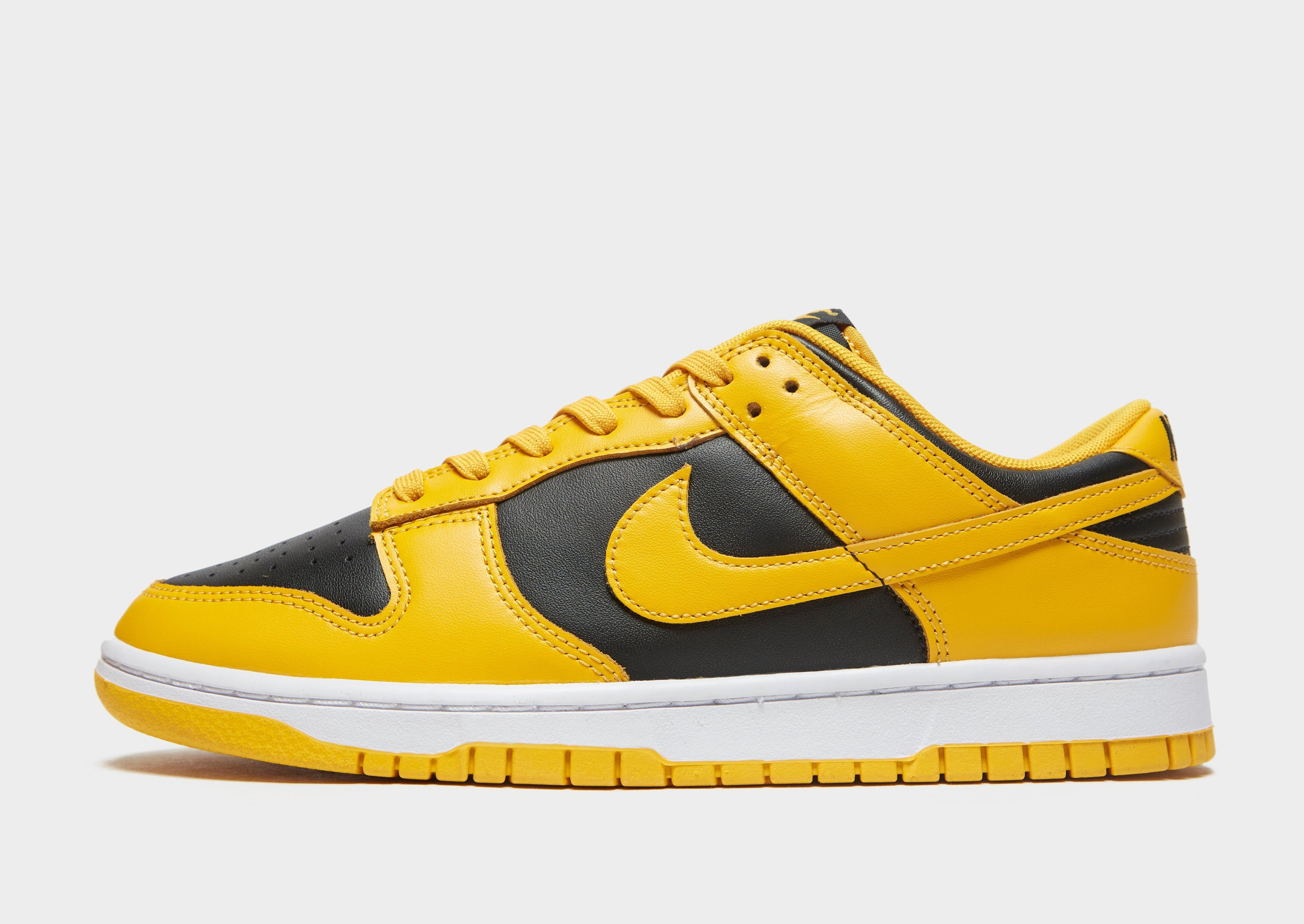 Nike Dunk Low 'Goldenrod