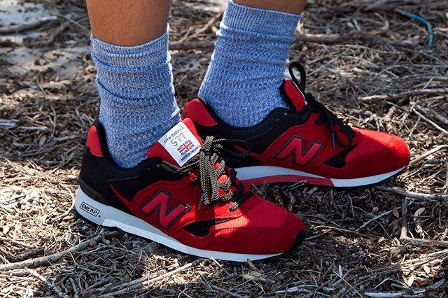 New Balance 577 Made In England Double Pack 3